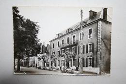 58 : Luzy - Hôtel Du Centre ( Voitures  4 Cv ) - Other Municipalities