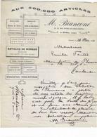 88,- EPINAL ,- M, BIANCONE  Aux 500000 Articles - 1900 – 1949