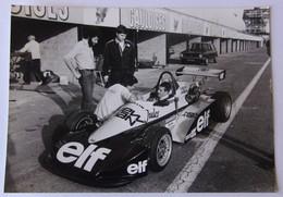 Paul BELMONDO - Volant Elf 1984 - Automobilismo - F1
