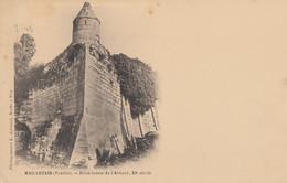 CPA - Maillezais - Brise Lames De L'Abbaye - XIe Siécle - Maillezais