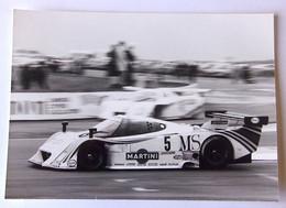 Lancia Martini - Groupe C - 1983 - Automobilismo - F1
