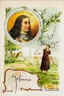 ►   Chromo   Jeanne D'Arc - Zonder Classificatie