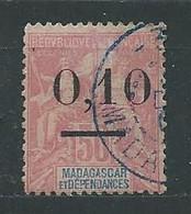 MADAGASCAR N° 53 Il  OB TB 3 - Used Stamps