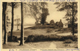 DOUARNENEZ  Chaumières Bretonnes Aux Plomarch's RV - Douarnenez