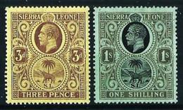 Sierra Leona (Británica) Nº 100/1 Cat.13€ - Sierra Leone (1961-...)