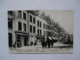 CPA 62 PAS DE CALAIS - CALAIS : Les Ruines De La Grande Guerre - Rue De La Citadelle - Calais