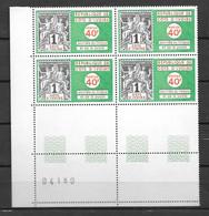 1973 - N° 361** MNH- Journée Du Timbre - Bloc De 4 - Costa D'Avorio (1960-...)