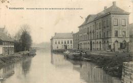 Belgique - Audenaerde - L'Ancienne Maison Du Duc De Bourgogne Et Le Palais De Justice - Oudenaarde