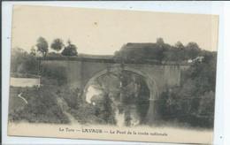 Lavaur, Le Pont De La Route Nationale - Lavaur