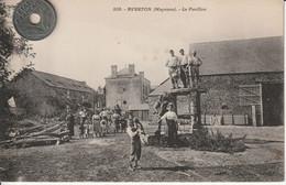 53 - Carte Postale Ancienne De  Averton   Le Pavillon - Autres Communes