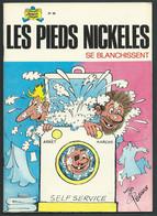 N° 65 . Les Pieds Nickelés Se Blanchissent  - FAU 9602 - Pieds Nickelés, Les
