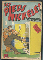 N° 21 . Les Pieds Nickelés Industriels  - FAU 9603 - Pieds Nickelés, Les