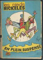 N° 53 . Les Pieds Nickelés En Plein Suspense - FAU 9604 - Pieds Nickelés, Les
