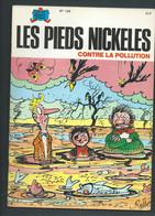 N° 120 . Les Pieds Nickelés Contre La Pollution  FAU 9606 - Pieds Nickelés, Les