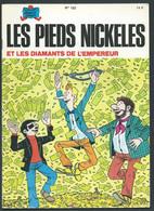 N°   122 . Les Pieds Nickelés Et Les Diamants De L'Empereur       FAU 9608 - Pieds Nickelés, Les