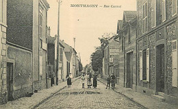 95 MONTMAGNY - Rue Carnot - Ohne Zuordnung