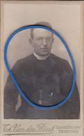 """Foto Op Hard Karton """"Th.Van Der Biest Pastoor Boelstraat Temsche"""" - Unclassified"""