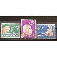 Polynésie Française, Poste Aérienne N°22-24 N** Cote 37.20€ - Unused Stamps