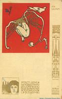 VER SACRUM Kunstausstellung Der SECESSION WIEN Nr. 1, Koloman Moser I-II (Ecken Etwas Rund) R!R! - Sin Clasificación