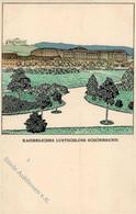 Wiener Werkstätte 266 Diveky, Josef Kaiserliches Lustschloss Schönnbrunn I- - Sin Clasificación