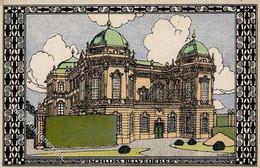 Wiener Werkstätte 317 Diveky, Josef Belvedere Palace I- - Sin Clasificación