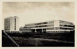 Bauhaus Dessau (o-4500) Neubau Nordostansicht Foto-Karte I-II - Sin Clasificación