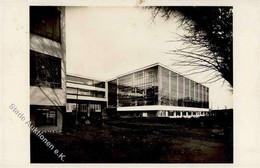 Bauhaus GROPIUS Werkstättenbau 1925 DESSAU I-II - Sin Clasificación