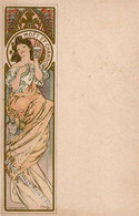 Mucha, Alfons Moet Et Chandon Jugendstil I-II (keine Ak-Einteilung) Art Nouveau - Mucha, Alphonse