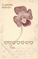 Kirchner, R. A Quatre Fevilles 1900 I-II (fleckig) - Mucha, Alphonse