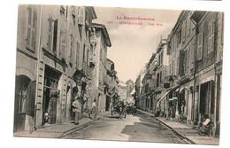 MONTREJEAU UNE RUE COMMERCES ANIMEE - Montréjeau