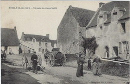 44    Saille  Pres Guerande  -    Un Coin Du Vieux Saille - Autres Communes