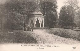 91 Ris Orangis Maison De Retraite Des Artistes Lyriques Le Kiosque - Ris Orangis