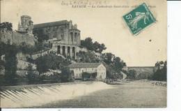 Lavaur, La Cathédrale Saint-Alain - Lavaur
