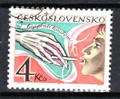 Tchécoslovaquie 1981 Mi 2638 (Yv 2461), Obliteré - Usados