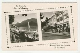 74 - Talloires - Multivues  -  L'Hostellerie Du Vivier - Talloires