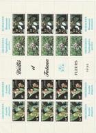///    WALLIS ET FUTUNA  /// BLOC Feuillet 286/289 Neuf ** Côte 62€ - Unused Stamps