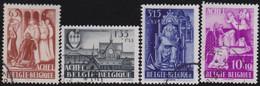 Belgie   .   OBP  .    773/776       .    O     .    Gebruikt       .  /  .    Oblitéré - Used Stamps