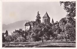 Blonay (Suisse) - Château - VD Waadt