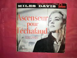 "LP33 N°8673 - ASCENSEUR POUR L' ECHAFAUD - ART BLAKEY & THE JAZZ MESSENGER - 660.213 MR - FORMAT 10"" - MADE IN FRANCE - Jazz"