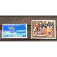 Polynésie Française, Lots, N**, Cote 61€ - Collections, Lots & Series
