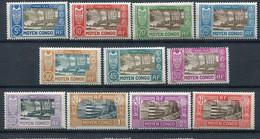 Congo         Taxes       12/22 ** - Unused Stamps