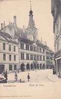 Lausanne (Suisse) - Hôtel De Ville - Ohne Zuordnung