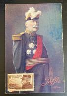 Carte Postale Couleur Maréchal Joffre - Weltkrieg 1914-18