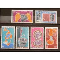 Polynésie Française, Lots, N**, Cote 63.90€ - Collections, Lots & Series