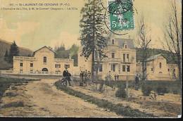Saint Laurent De Cerdans  Domaine De L Ille - Unclassified