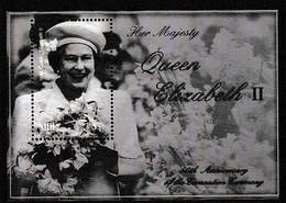 Niue: 2003, Mi. Bock 131, 50. Jahrestag Der Krönung Von Königin Elisabeth II.  **/MNH - Niue