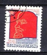 Tchécoslovaquie 1982 Mi 2647 /Yv 2473), Obliteré - Usados