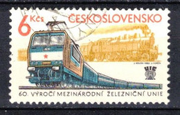 Tchécoslovaquie 1982 Mi 2657 (Yv 2480), Obliteré - Usados