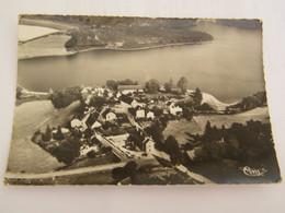 CPA - Grand Format - La Virole (19) - Le Barrage - Lac De Viam - Vue Aérienne - 1953 - SUP - (EU 5) - Other Municipalities