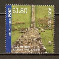 2005 - World Heritage - Mur D'Hadrien - Royaume-Uni - N°2327 - Gebraucht